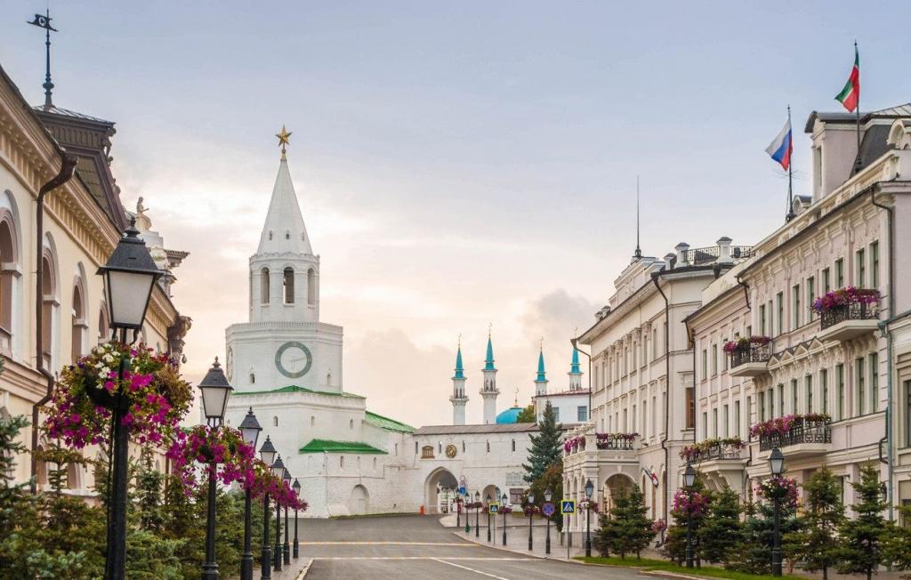 Казань Аквапарк Ривьера из Нижнего Новгорода - Сборные экскурсионные туры